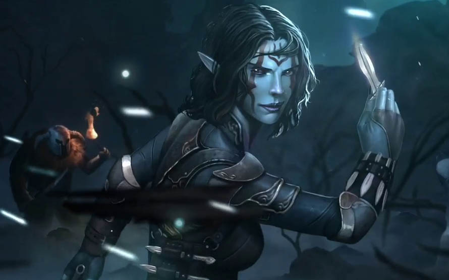 Elder Scrolls Legends Delayed to 2016